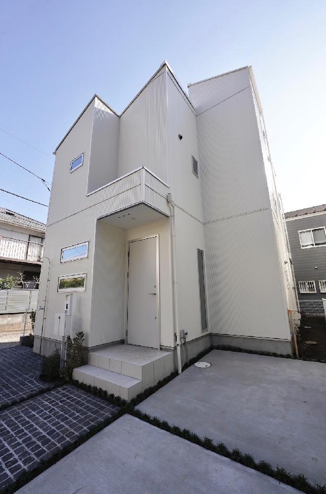 鎌倉市七里ガ浜新築住宅